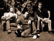 Frühlingskonzert - Gruppenbild der Band