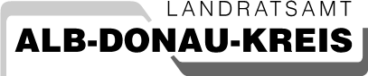 Logo des Landratsamt Alb-Donau-Kreis