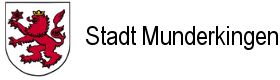 Wappen der Stadt Munderkingen