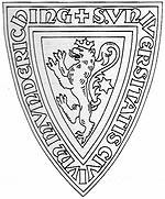 Stadtsiegel von Munderkingen um 1286