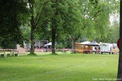Sommerfest Drive in, Festplatz in de Anlagen