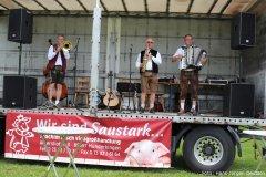 Sommerfest Drive in, musikalische Begleitung