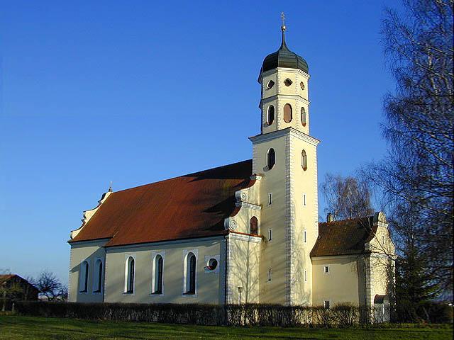 Ansicht Frauenbergkirche, Foto: Thomas Stephan