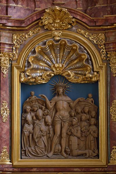 Altar der Pfarrkirche St. Dionysius, Foto: Thomas Stephan