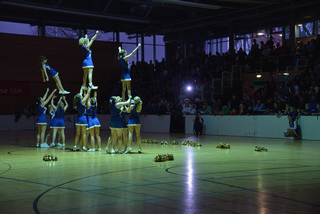 Cheerleader Show, Foto: Thomas Stephan