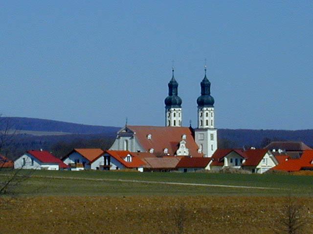 Ansicht Kloster Obermarchtal