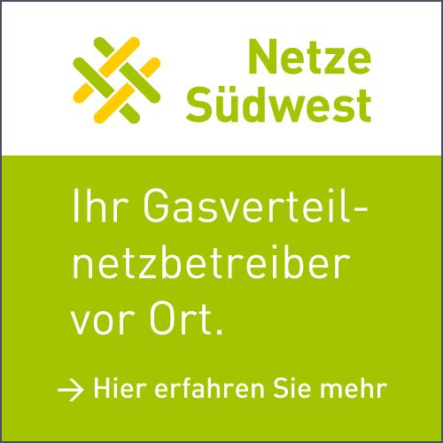 Logo der Fa. Netze Südwest